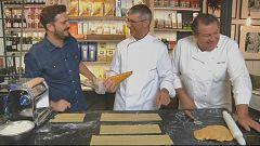Aquí la tierra - Agnolotti de calabaza para un toque italiano