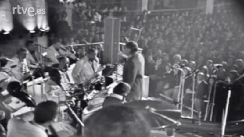 Concierto de Duke Ellington y su orquesta en Santa Maria del Mar - 24/11/1969 - 2a parte