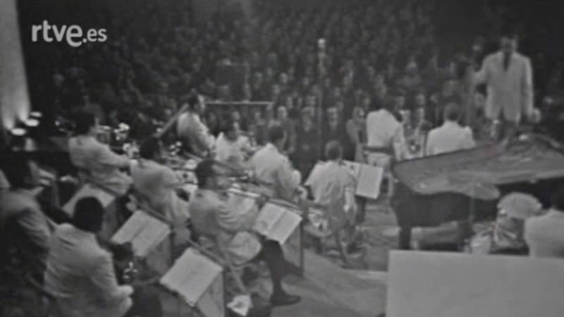 Concierto de Duke Ellington y su orquesta en Santa Maria del Mar - 24/11/1969 - 1a parte