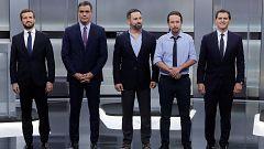 Telediario - 15 horas - 08/11/19