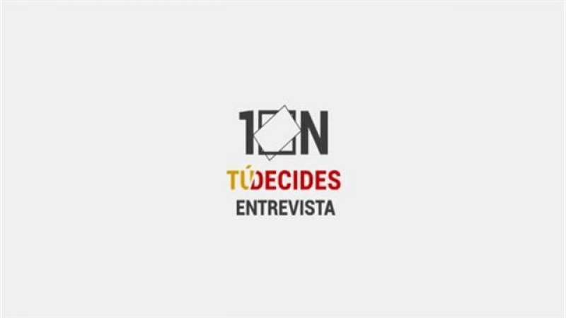 Entrevistas Elecciones 10N - María Victoria Rosell Aguilar, Andrés Alberto Rodríguez Almeida, Ramón Morales Quesada, Rafael Juan Medina Jaber.