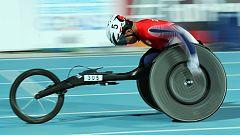 Campeonato del Mundo Paralímpico. Resumen 2ª jornada