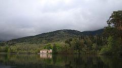Precipitaciones persistentes y  localmente fuertes en el Cantábrico