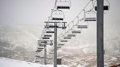 Lluvias en la mitad norte y nevadas en Pirineos