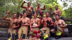 Corazón - El calendario solidario de los bomberos australianos