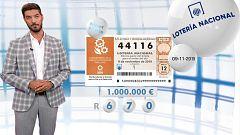 Lotería Nacional - 09/11/19