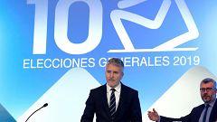 Telediario - 21 horas - 09/11/19