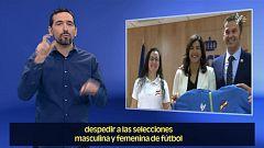 En lengua de signos - 10/11/19