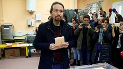 """Iglesias asegura que Unidas Podemos """"tenderá la mano"""" al PSOE y """"dejará atrás los reproches"""""""