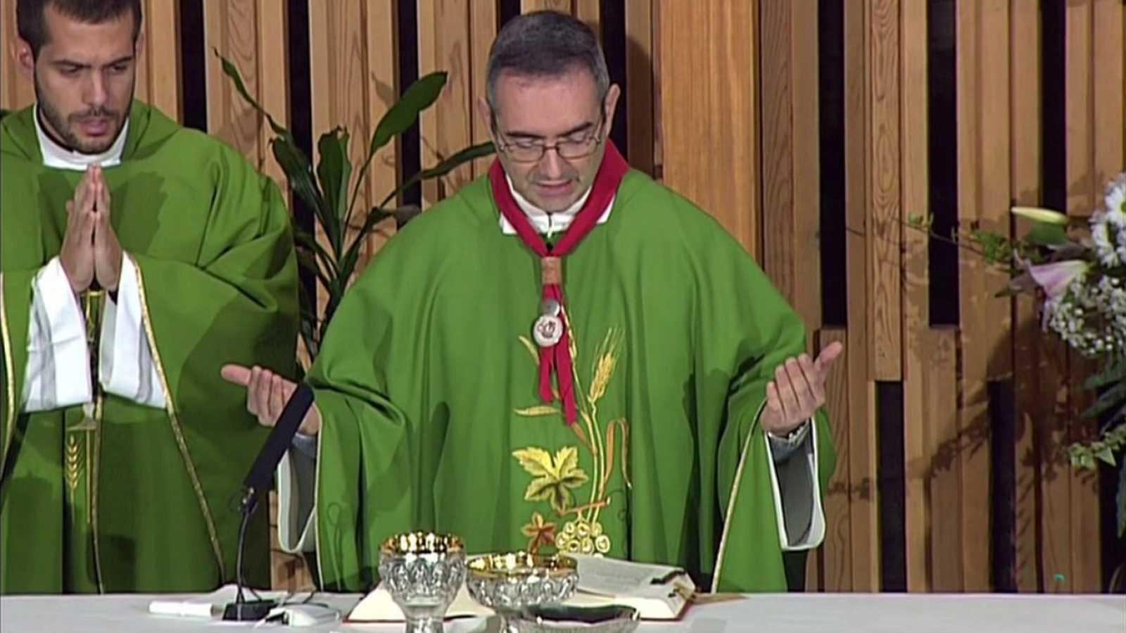 El día del Señor - Parroquia Nuestra Señora de Moratalaz, Madrid - ver ahora