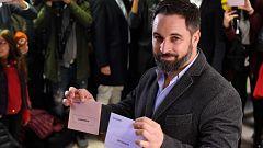 """Abascal: """"Espero que el resultado electoral sirva para afianzar la unidad de España"""""""