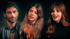 Promesas de arena - Andrea Duro, Thaïs Blume y Francesco arca se enfrentan al test del amor