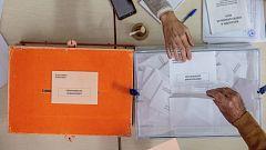 Especial Informativo - Elecciones Generales 10-N. Jornada Electoral