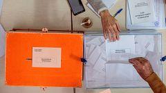 RTVE se vuelca con la información electoral