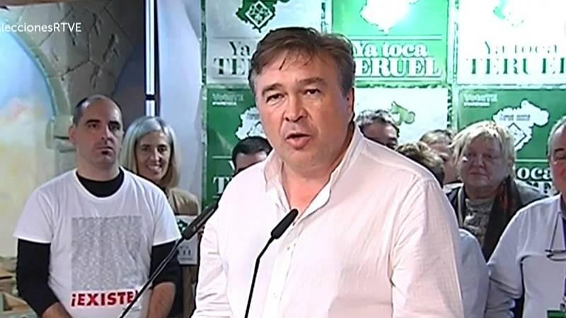 """Tomás Guitarte: Teruel """"estaba condenada inexorablemente a languidecer hasta la desaparición"""""""