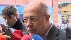 """Igea evita pedir la dimisión de Rivera y dice que """"este país necesita salir de las trincheras"""""""