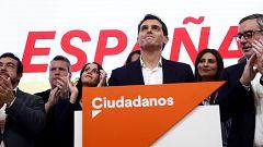Albert Rivera dimite como presidente de Cs tras la debacle electoral del 10N