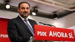 """Ábalos (PSOE): """"Los bloqueadores tienen una nueva oportunidad"""""""
