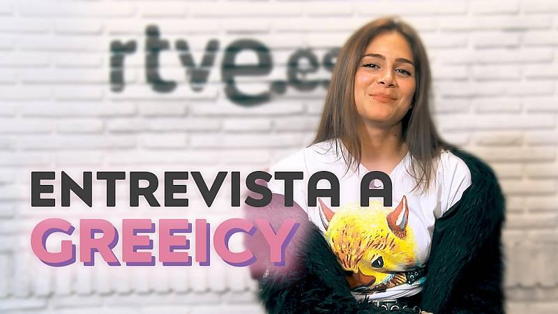 Greeicy Rendón confiesa su sueño de colaborar con Shakira