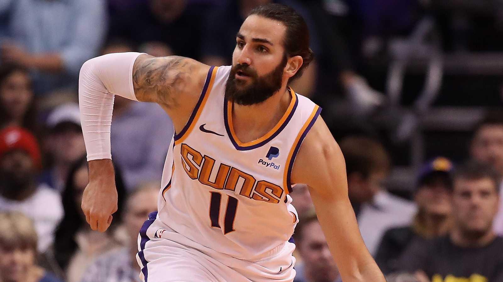 Con 22 puntos y 12 asistencias ante los Nets de Brooklyn, el base español Ricky Rubio ha ejectuado su mejor actuación con la camiseta de los Phoenix Suns.