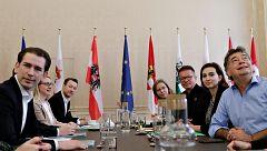 Hasta 17 países de la Unión Europea tienen gobiernos de coalición