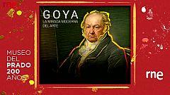 Documentos RNE- Goya: la mirada moderna del arte