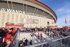España Directo - Wanda Metropolitano, el estadio más futurista