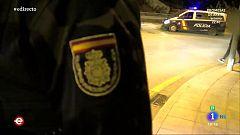 España Directo - Un día con el subgrupo de noche de la policia nacional de El Príncipe