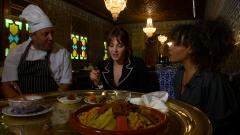 Aquí La Tierra - Comiendo con Andrea Duro