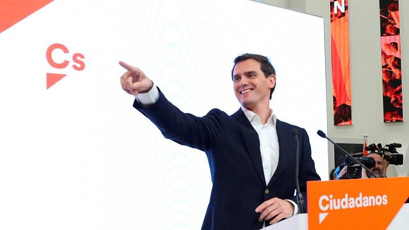 Albert Rivera: los hitos que han marcado su carrera política