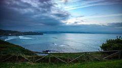 Lluvias fuertes y persistentes en el norte de Galicia y las comunidades cantábricas