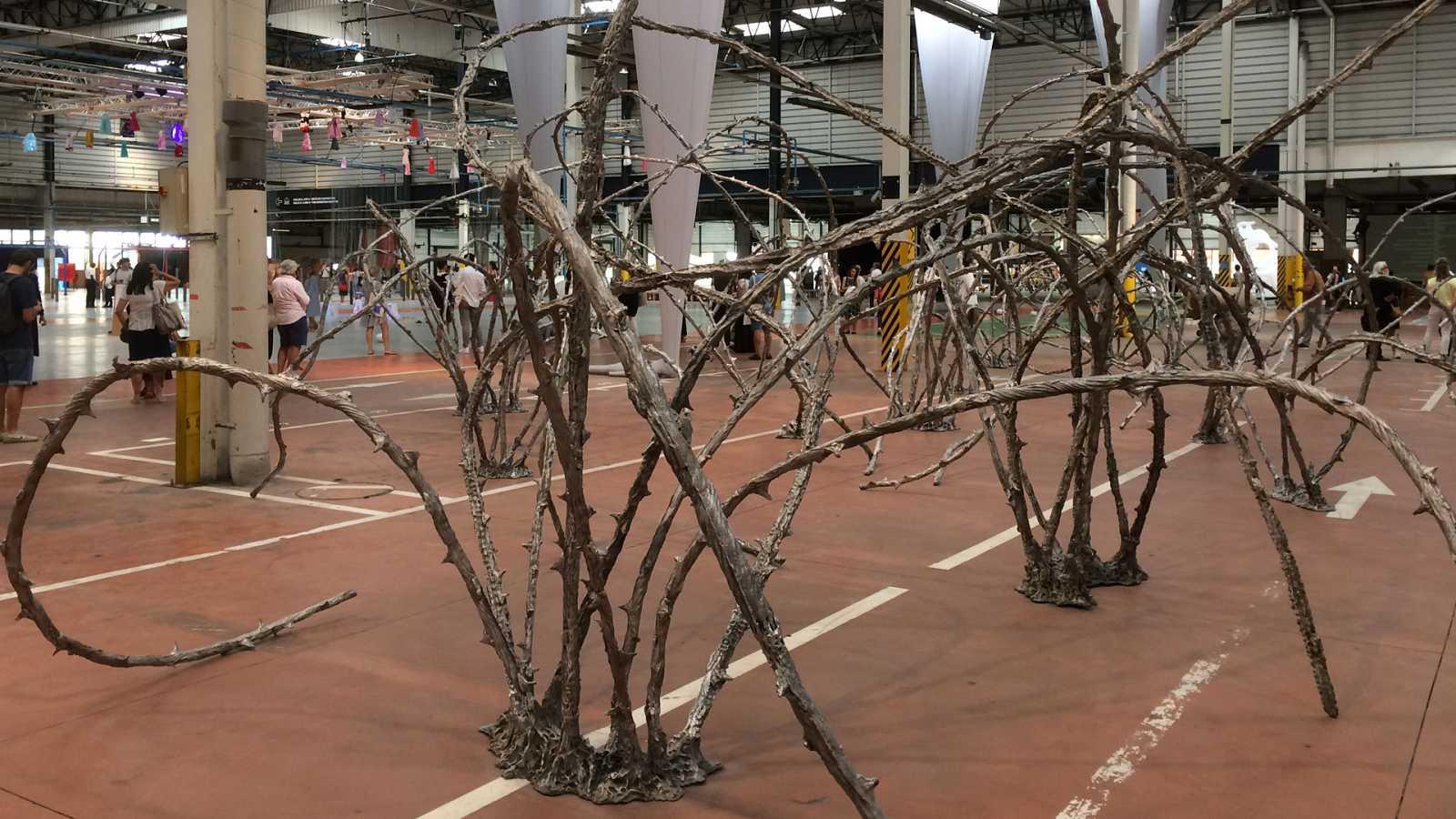 Metrópolis - Bienal de Lyon 2019 - ver ahora