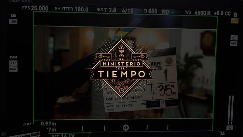 El Ministerio del tiempo - Vuelve 'El Ministerio del tiempo' a RTVE
