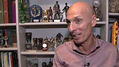 El padre de Dani Olmo comparte la alegría familiar en Teledeporte
