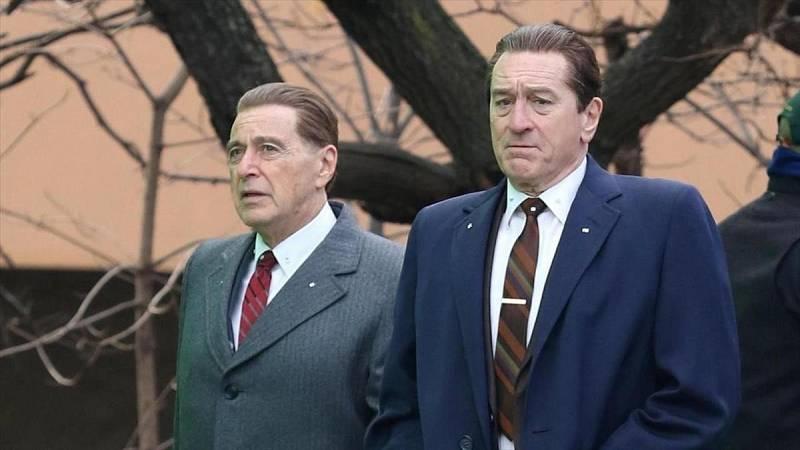 Scorsese vuelve a a la mafia con 'El irlandés'