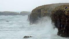 Rachas muy fuertes de viento en Menorca, noreste de Cataluña y Canarias