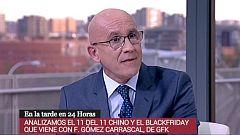La tarde en 24 horas - Economía - 12/11/19