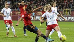 Fútbol - Clasificación Eurocopa femenina 2021 3ª jornada: Polonia - España