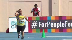 Atletismo - Campeonato del Mundo paralímpico. Resumen 6ª jornada