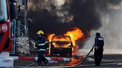 Fuego cruzado en la Franja de Gaza tras la muerte de un líder de la Yihad islámica