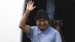 Bolivia debate el vacío de poder tras la salida de Morales