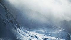 Una nueva masa de aire polar dejará lluvia, frío, viento y nevadas copiosas