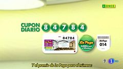 Sorteo ONCE - 12/11/19