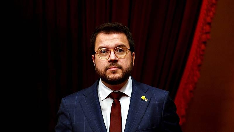 """ERC condiciona su abstención a una mesa de negociación para resolver el """"conflicto político"""" en Cataluña"""