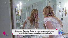 Corazón - Carmen Janeiro: 8 años en una relación alejada de las cámaras