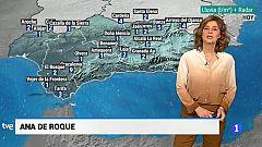 El tiempo en Andalucía - 13/11/19