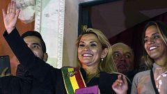 Jeanine Áñez, presidenta interina de Bolivia tras la salida de Morales
