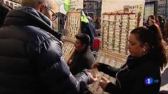 Los loteros no podrán entorpecer el paso en la Puerta del Sol