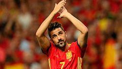Villa anuncia su retirada