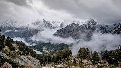 Lluvias y chubascos ser localmente fuertes en el Cantábrico y Pirineos occidentales